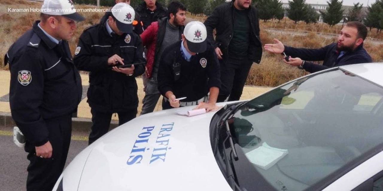 Aksaray'da Trafik Uygulamaları