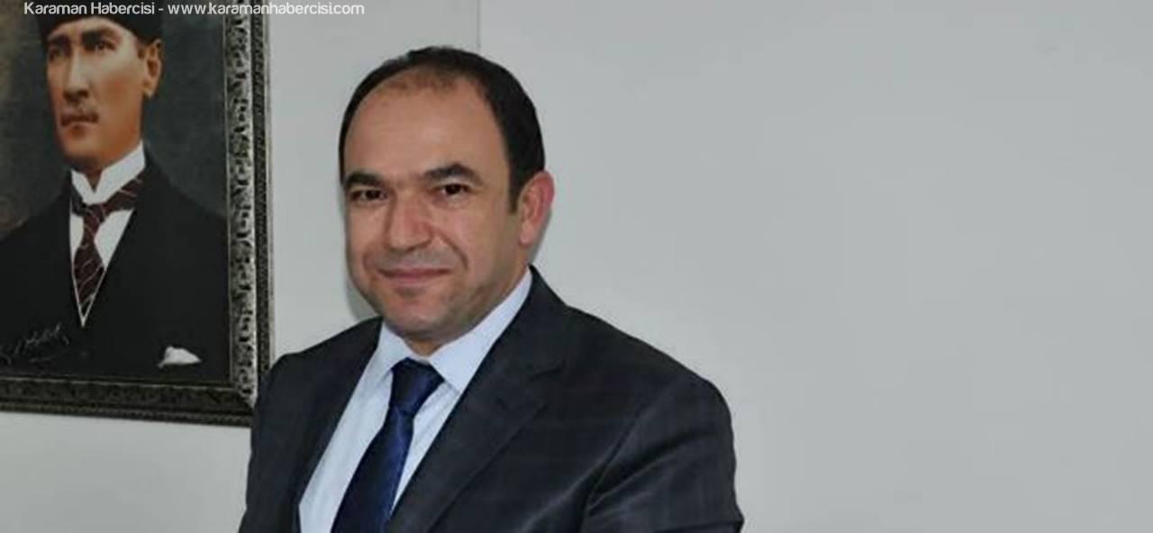 Mehmet Uğur Arslan Konya'nın Kulu İlçesinde Göreve Başladı