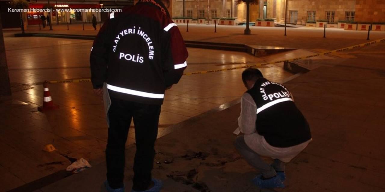 Konya'da İki Grup Birbirine Girdi: 3 Yaralı