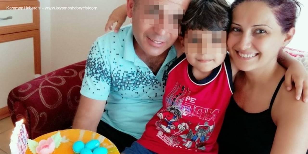 Mersin'de Boşanma Aşamasındaki Çiftin Sonu Acı Bitti