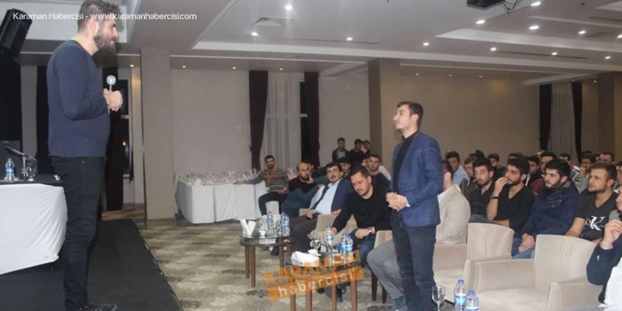 AK Parti Karaman Gençlik Kolları Eğitim Kampında