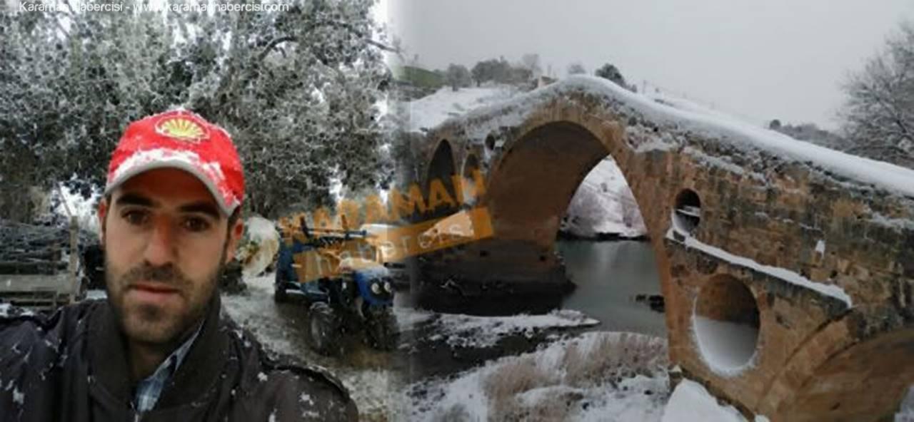 Yıllar Sonra Kıravga'da Kar Sevinci