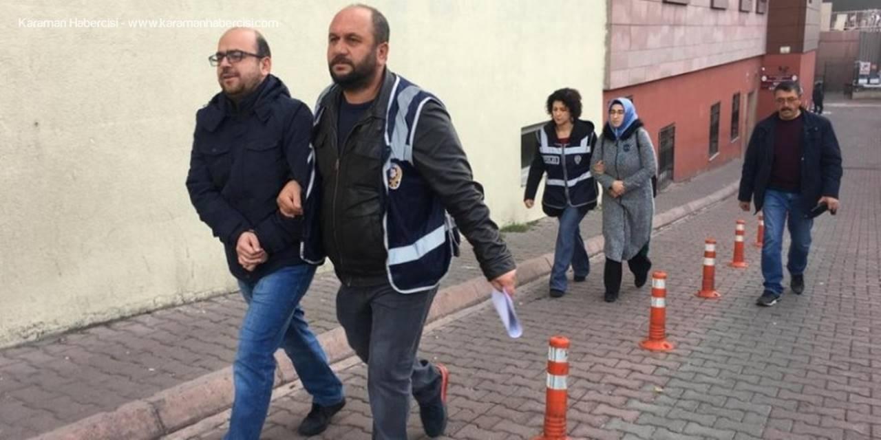 Kayseri'deki Fetö Operasyonunda Gözaltı Sayısı 52 Oldu