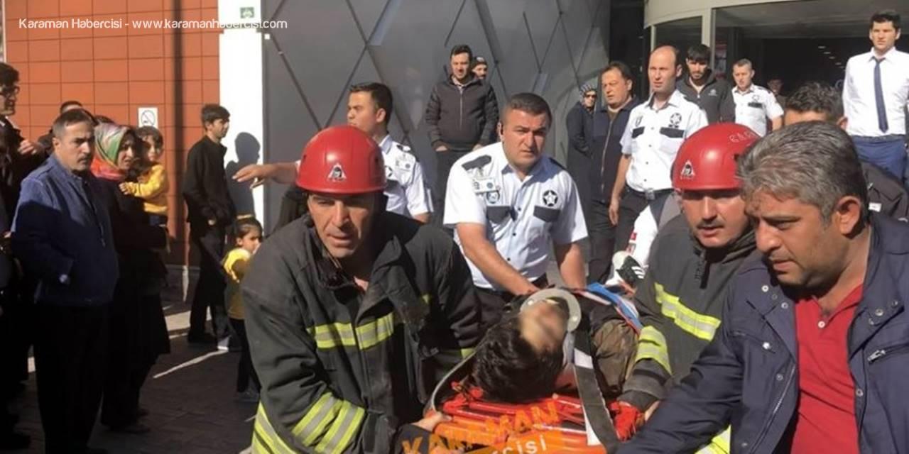 Konya'da 42.Kattan Atlayan Genç 37 Gün Sonra Yaşamını Yitirdi