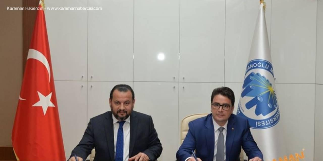 KMÜ İle KTSO Arasında İşbirliği Protokolü