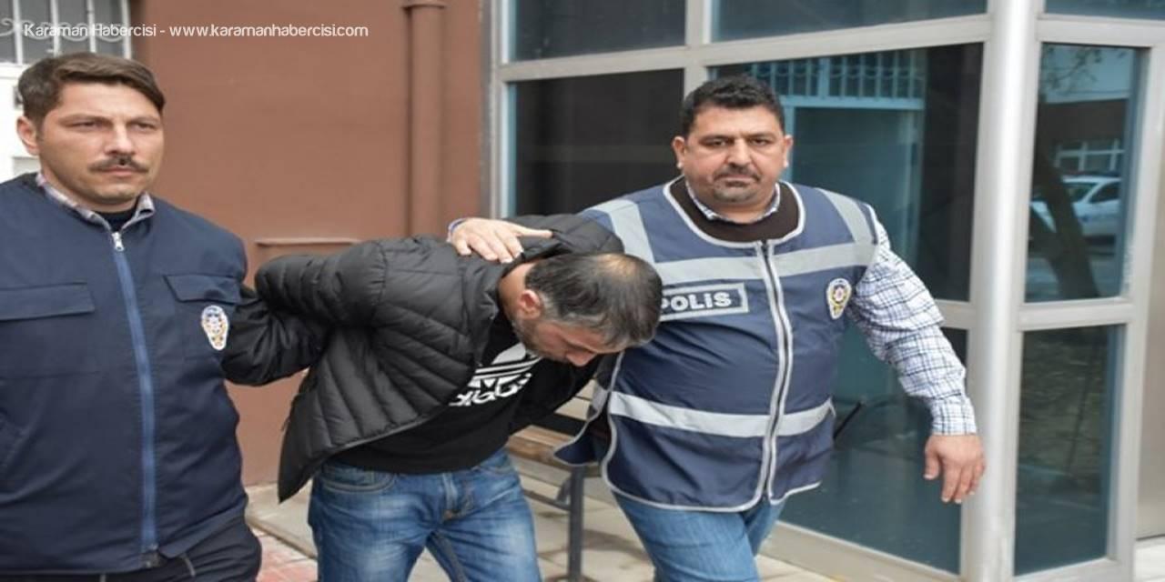 Aksaray'da Yakalanması Kesinleşmiş Olan Zanlı Tutuklandı