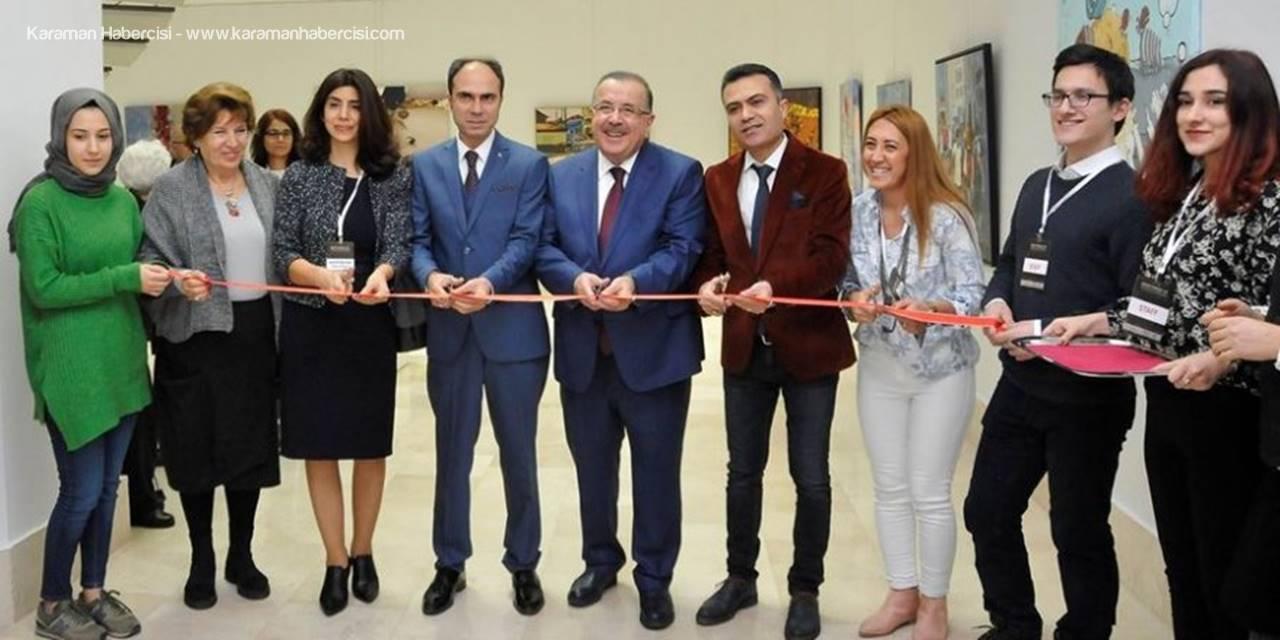 Konya'da Uluslararası Sanat-Zanaat-Mekan Kongresinin Açılışı Yapıldı