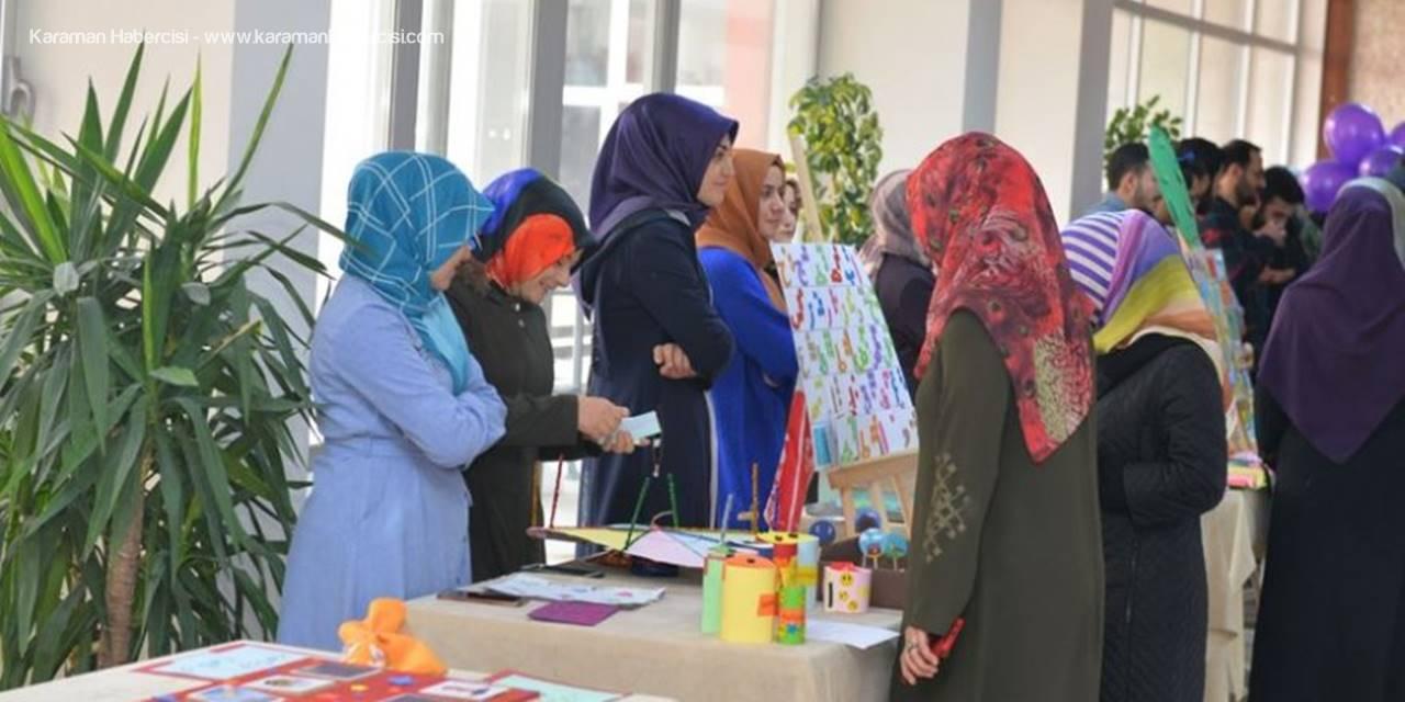 KMÜ 'Din Eğitiminde Engelsiz Oyunlar' Sergisi Düzenledi
