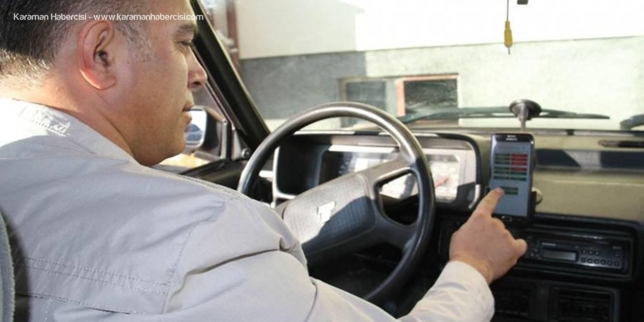 Konya'da 19 Yıldır Bindiği Otomobilini Konuşur Hale Getirdi