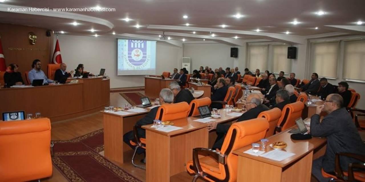Karaman Belediyesi 2019 Yılı Bütçesi 230 Milyon Tl