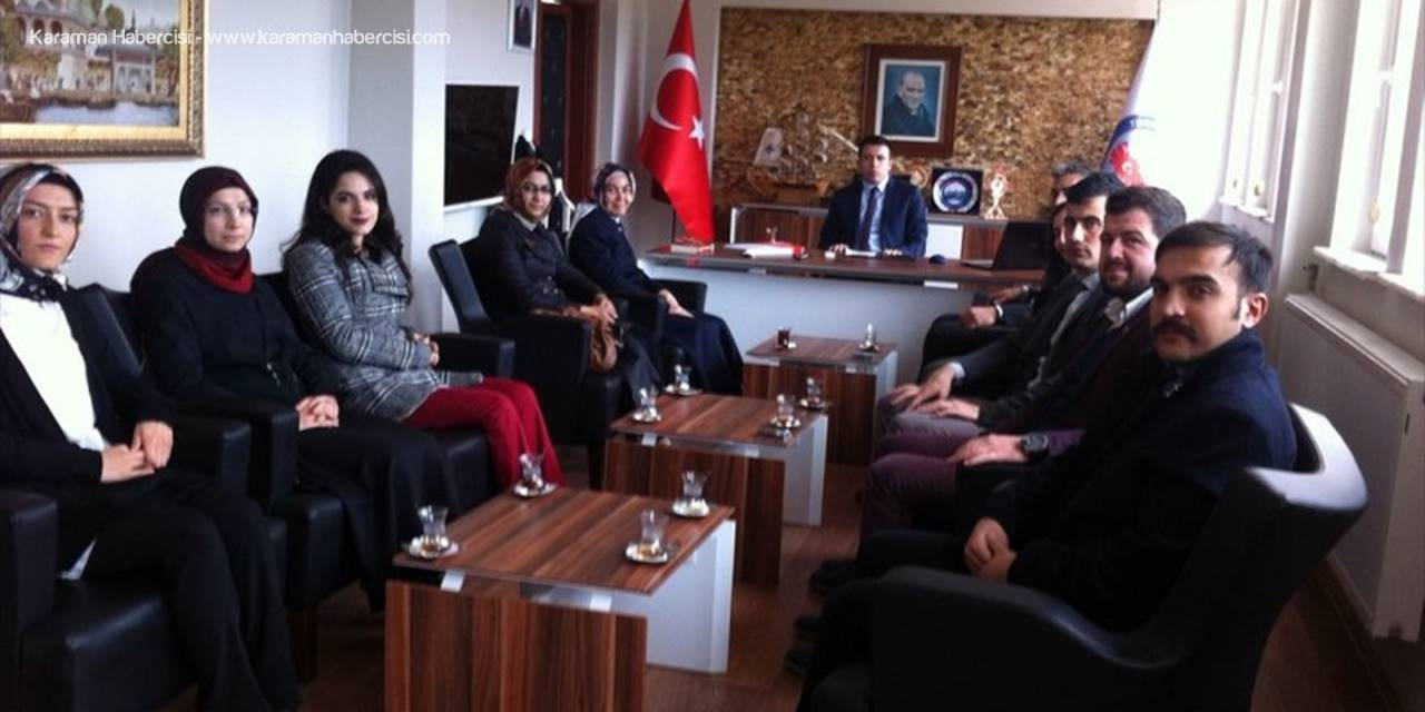 Konya'da Başarılı Öğretmenler Ödüllendirildi