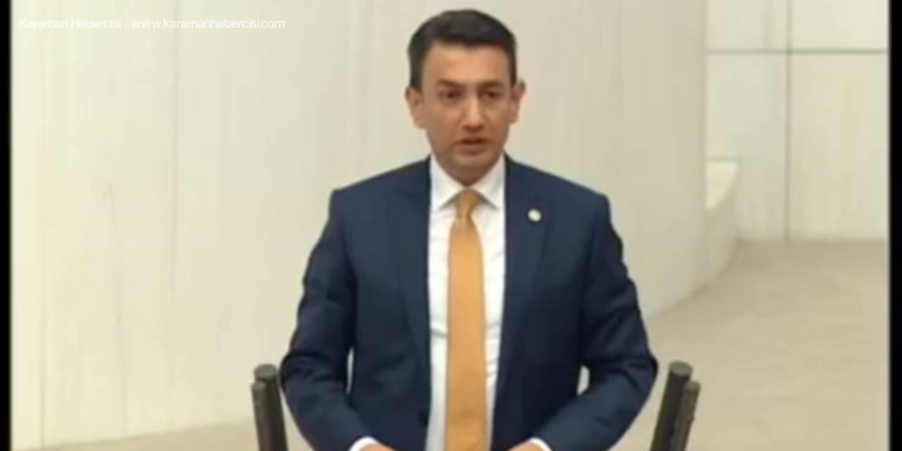 CHP Karaman Milletvekili Ünver'den AK Partiye Abonelik Eleştirisi