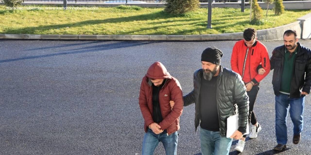 Karaman'da Uyuşturucu Hap Ticaretine Bir Darbe Daha