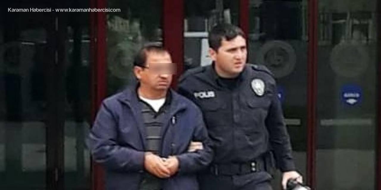 Antalya'da Pazarda Kadına Tacizde Bulunan Kişi Yakalandı