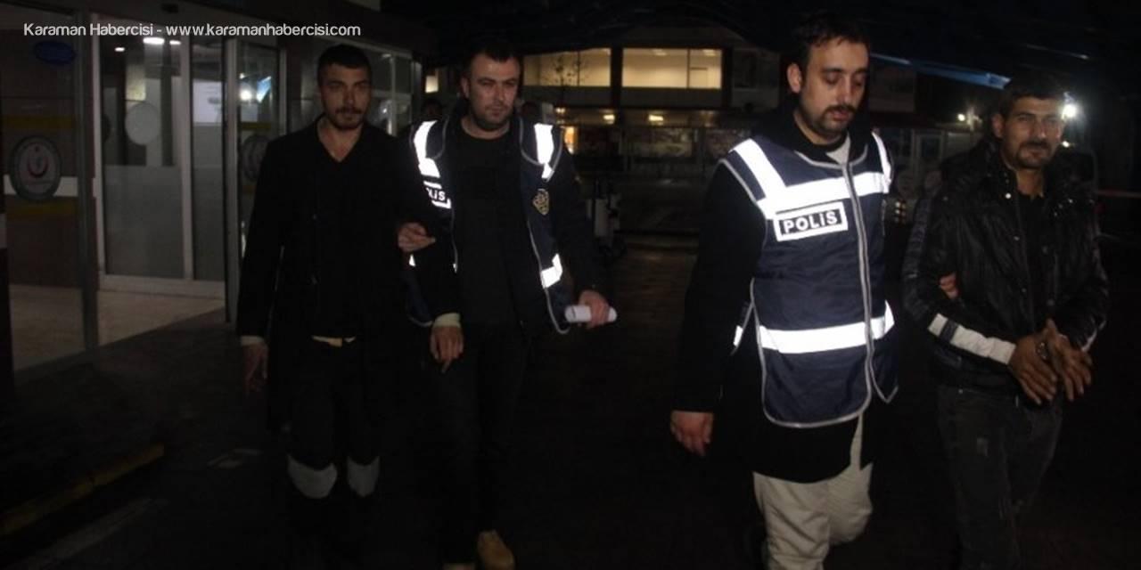 Hırsızlık şüphelisinden Gazetecilere 'Konya'ya Beni Meşhur et' Çağrısı
