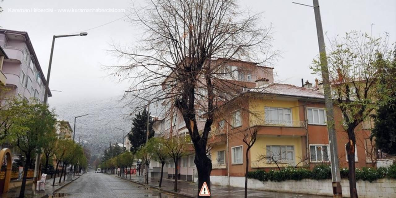 Konya'ya Ağaç Kesmeden Yol Yapılıyor