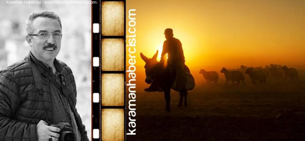 Karamanlı Fotoğrafçıya Unvan Kazandıran Kareler