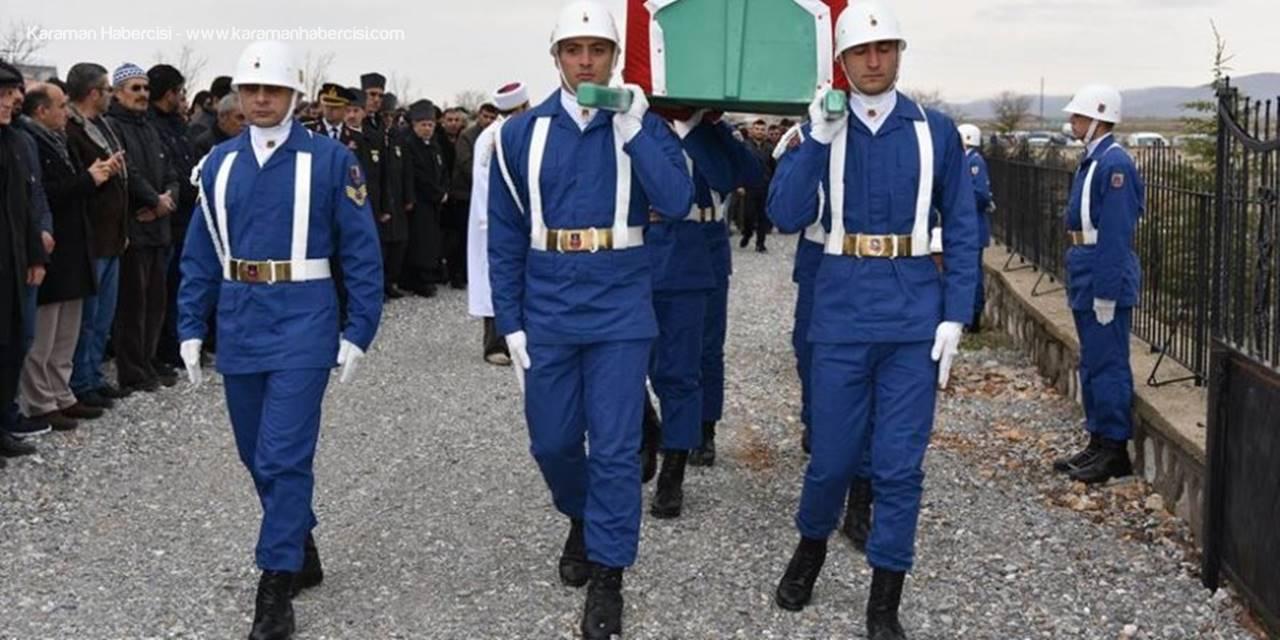 Kıbrıs Gazisi Süleyman Yıldızlı Son Yolculuğuna Uğurlandı