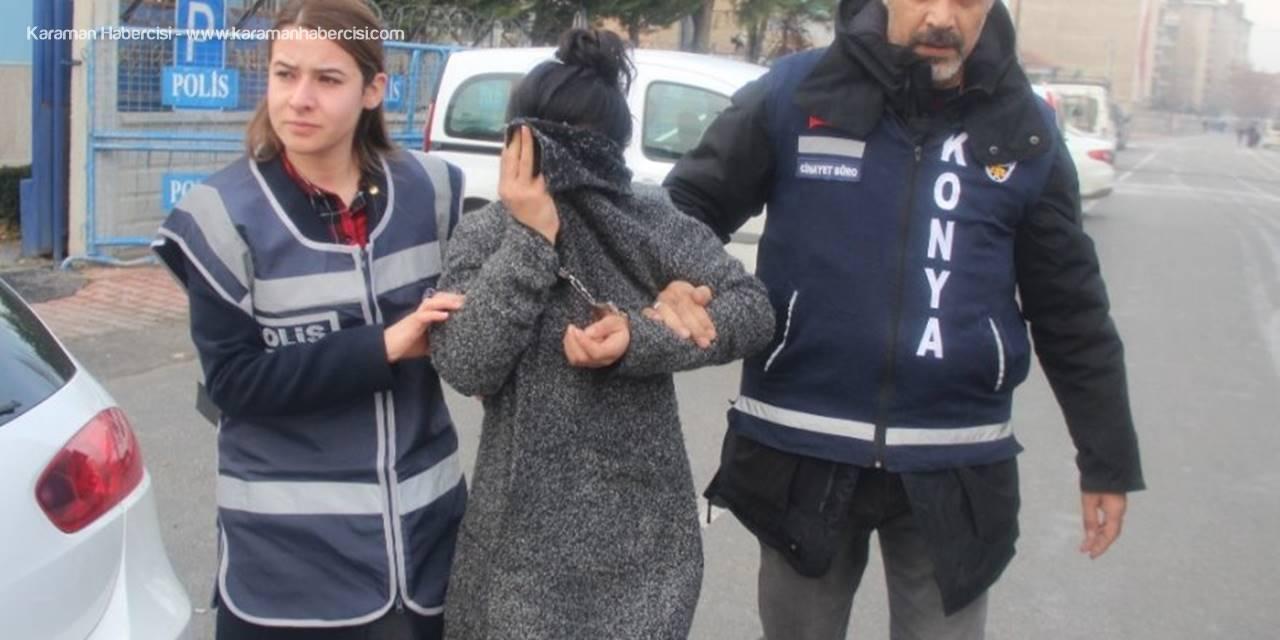 Konya'da Amcasının Ölümüne Sebep Oldu, Annesiyle Birlikte İntihar Süsü Verdi
