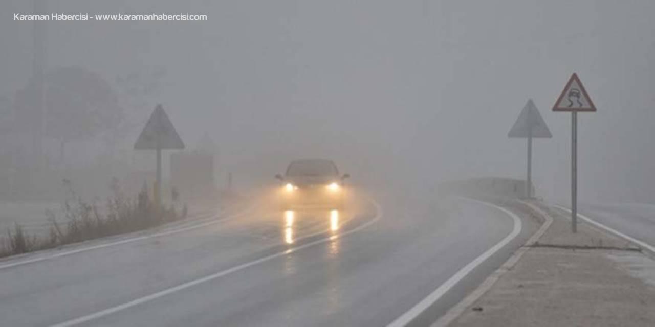 Karaman, Konya, Aksaray ve Niğde İçin Hava Durumu