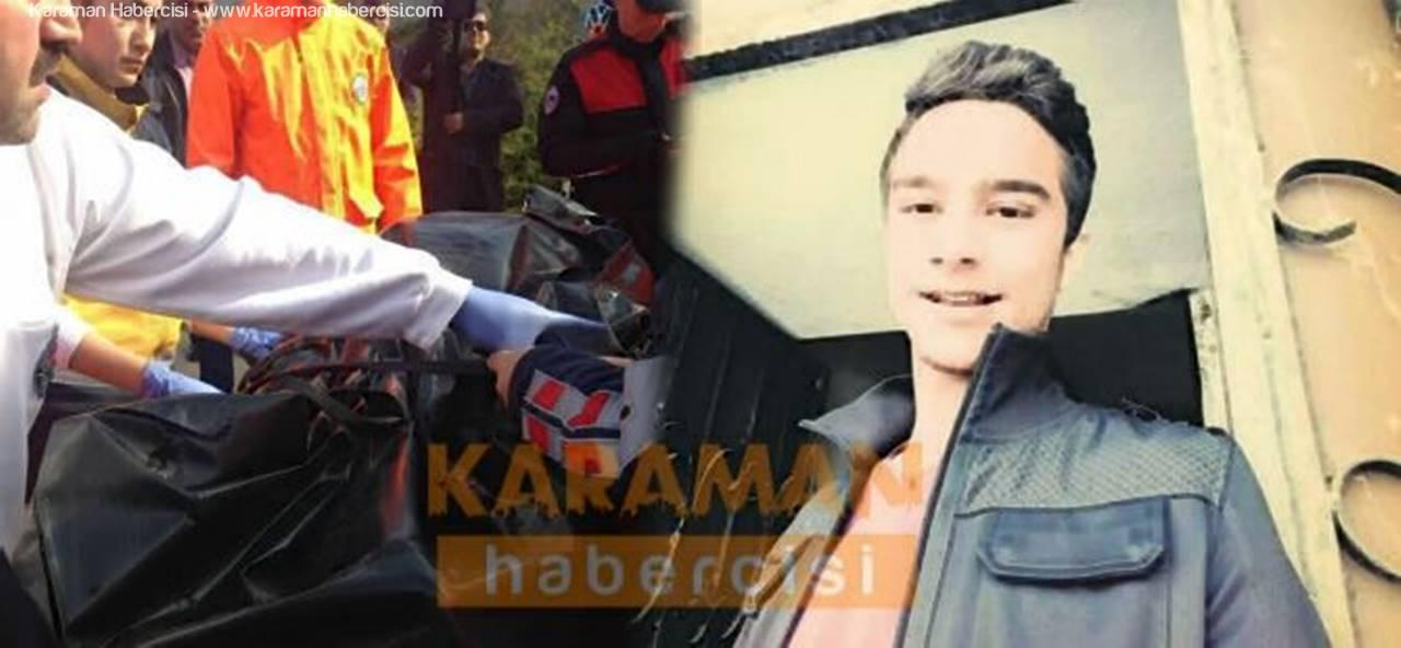 Mersinli KMÜ Öğrencisinin Cesedine Ulaşıldı