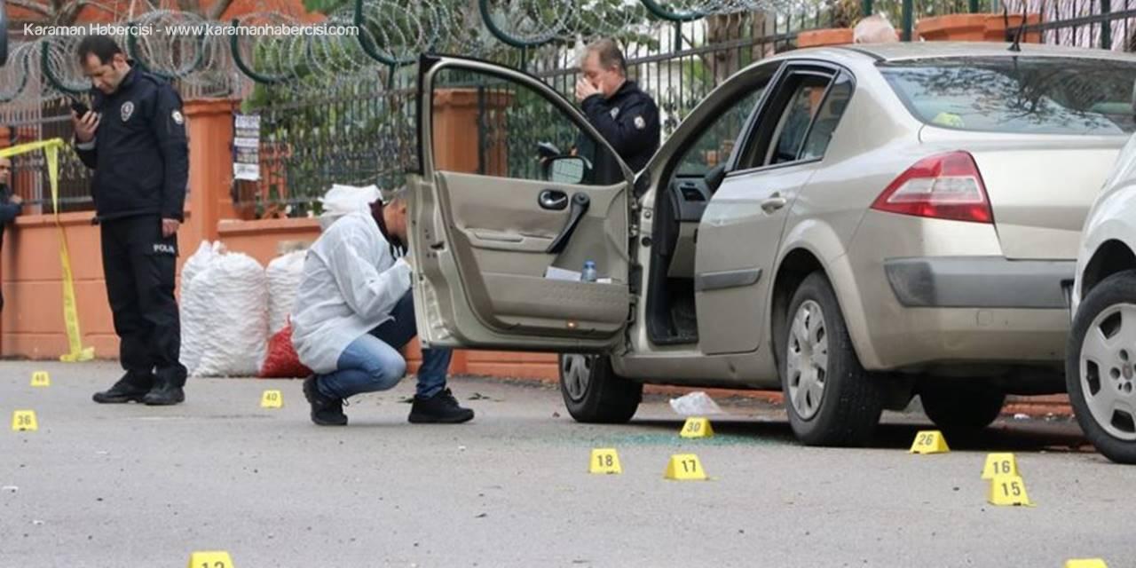 Mersin'deki Silahlı Kavga