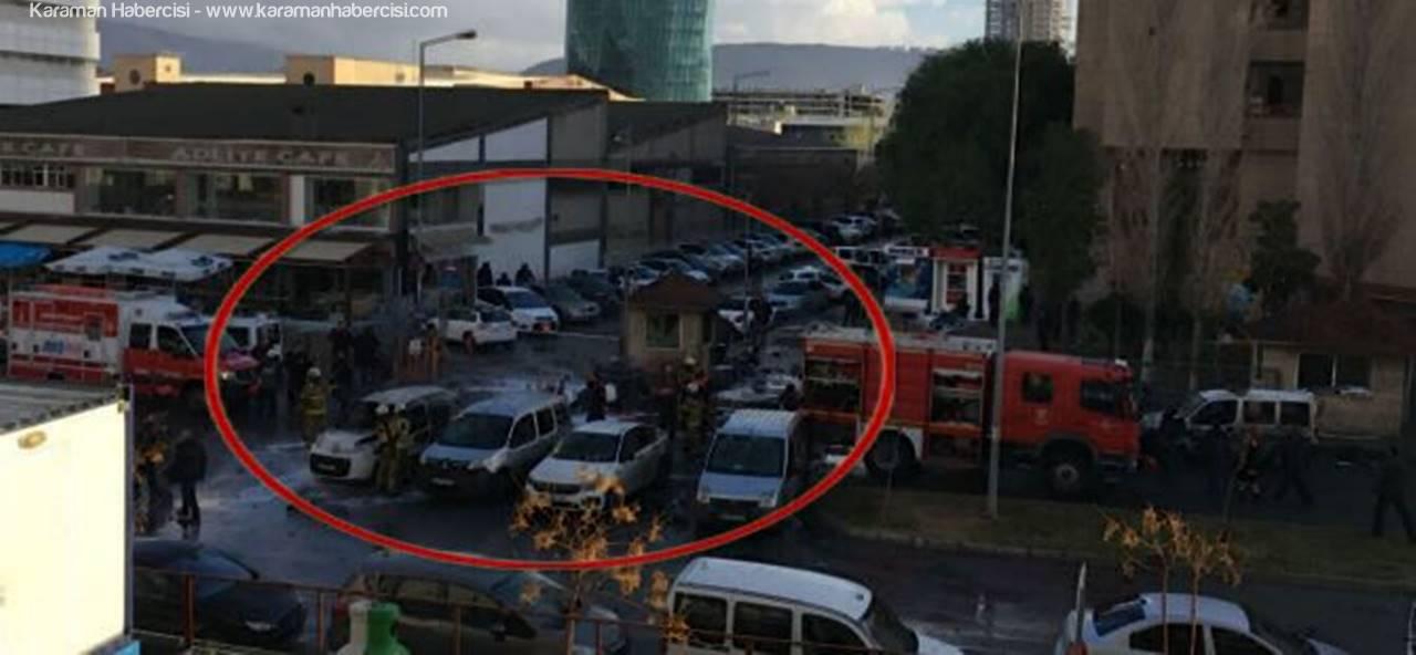 Hainler İzmir'de Bombalı Araçla Saldırdılar