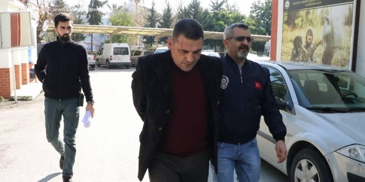 Mersin'de 3 Kişiyi Dolandıran Cezaevi Firarisi Suçüstü Yakalandı