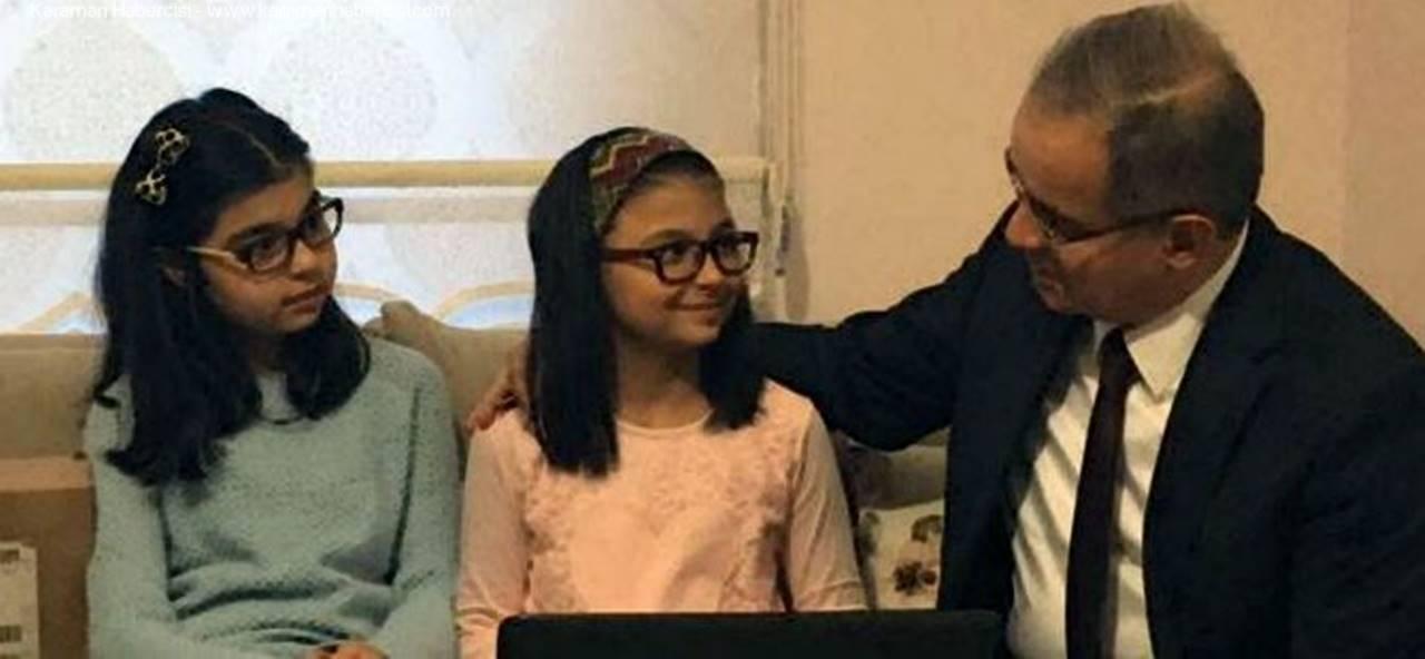 Vali Tapsız, Şehit Polisin Emanetlerini Ziyaret Etti