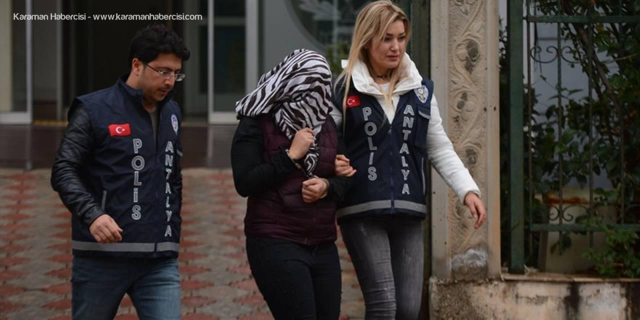Antalya'da Yağma Ve Şantaj İddiası