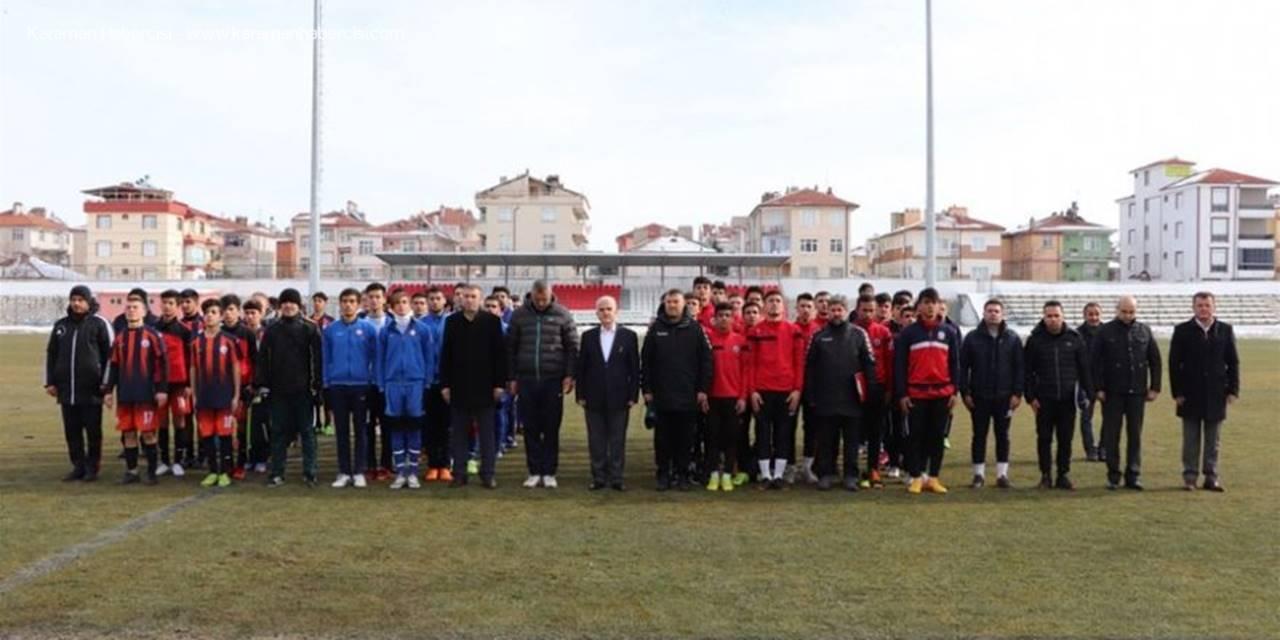 Karaman'da Futbol Heyecanı Başladı