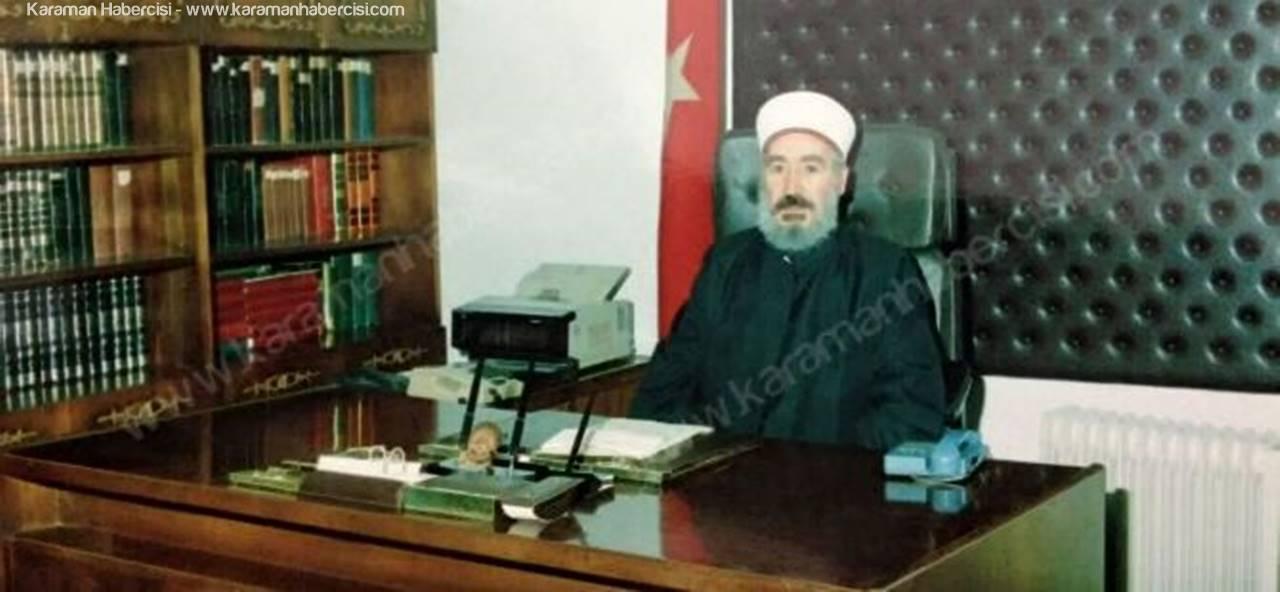 Ali Rıza Kırboğa Hoca Hayatını Kaybetti