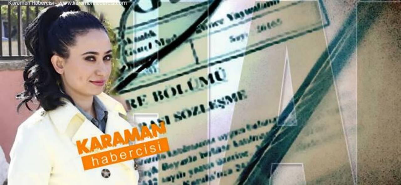 Karaman'da Son Kararname İle Bir Kişi Göreve İade Oldu