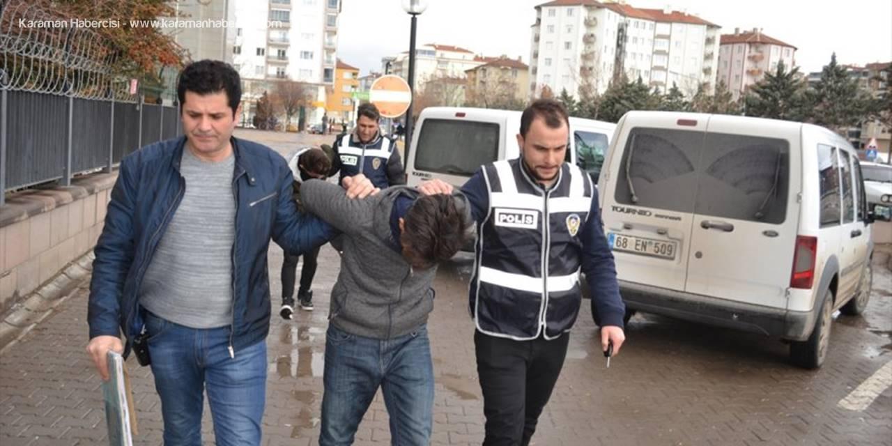 Aksaray'da Kablo Hırsızlığı