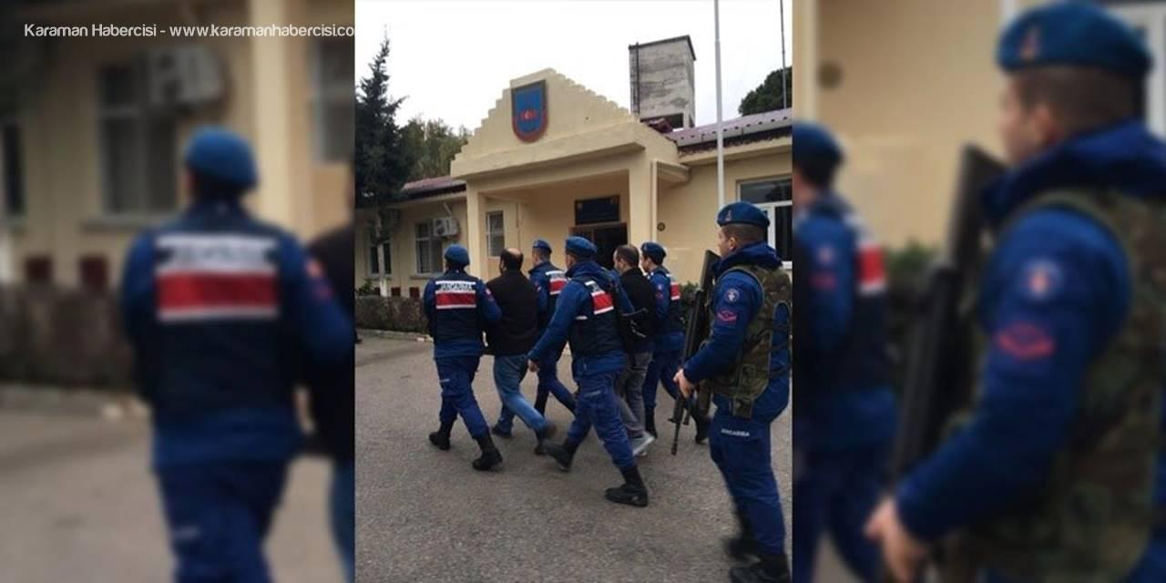 Suç Makineleri Mersin'de Yakalandı