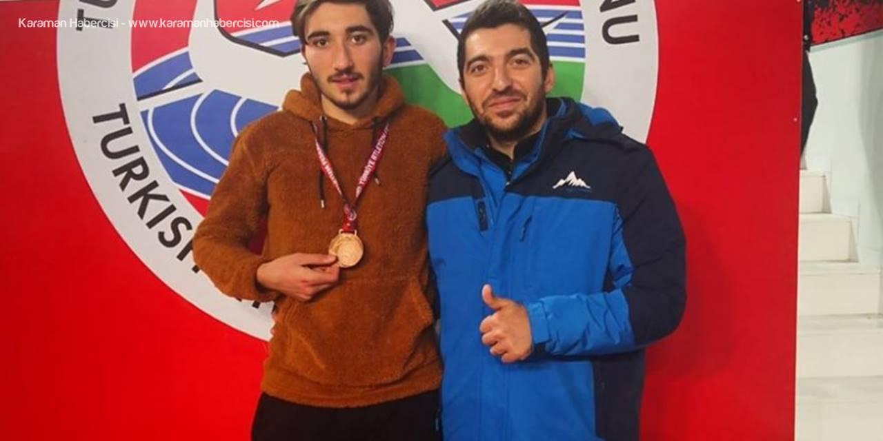 Başarılı Atlet Karaman'a Mutlu Döndü