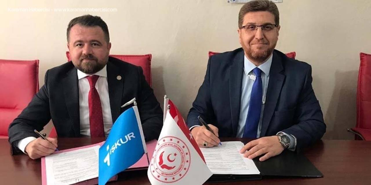 Mersin'de İŞKUR, 2019'da Bin Kişiye Girişimcilik Eğitimi Verecek