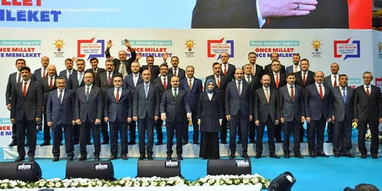 Ak Parti Konya İlçe Belediye Başkan Adayları Belli Oldu