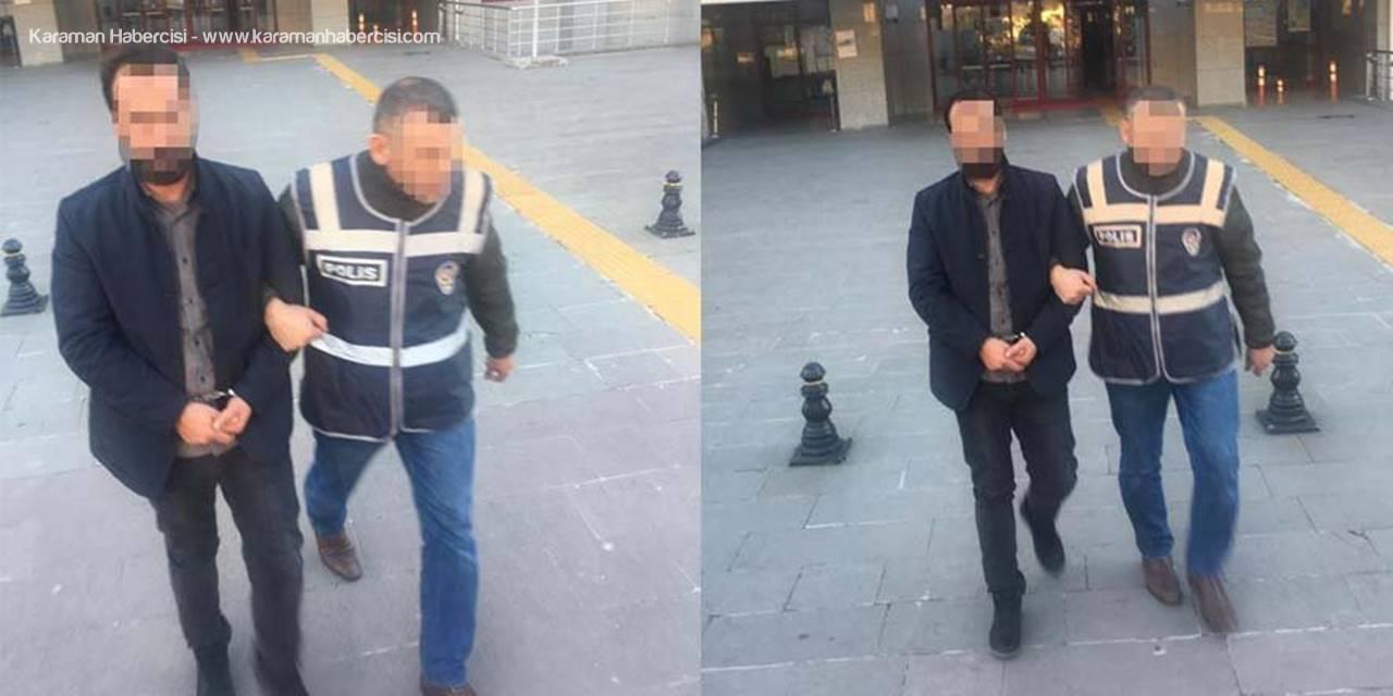 Antalya'da 5 Yıldır Cinayetten Aranan Şüpheli Sahte Kimlikle Yakalandı