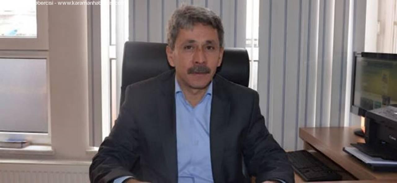 AK Parti Karaman Merkez İlçe Başkanı Ahmet Akca Çalışan Gazeteciler Günü Mesajı