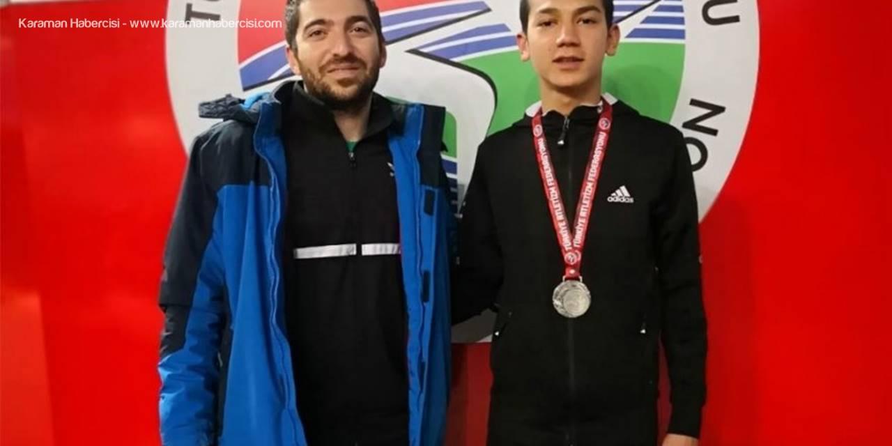 Olimpiyat Kadrosunda Karaman'da Dahil Oldu