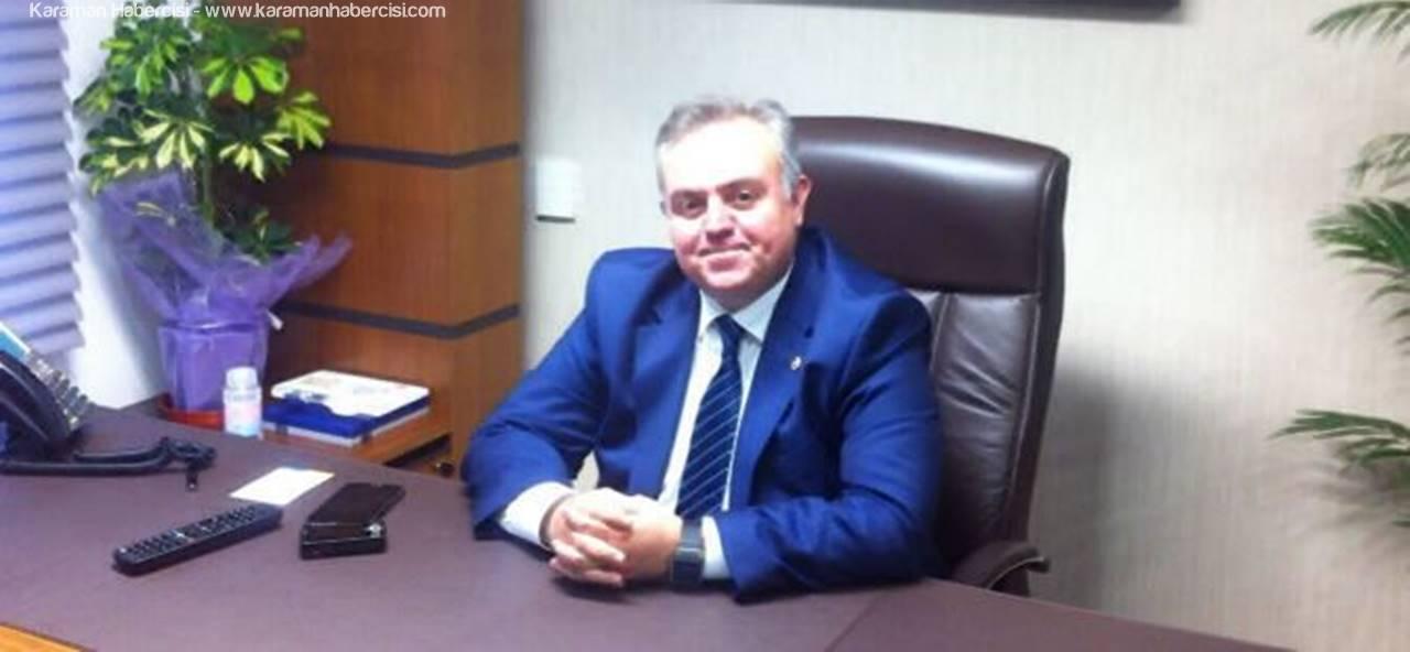 AK Parti Karaman Milletvekili Dr. Recep Şeker Çalışan Gazeteciler Günü Mesajı