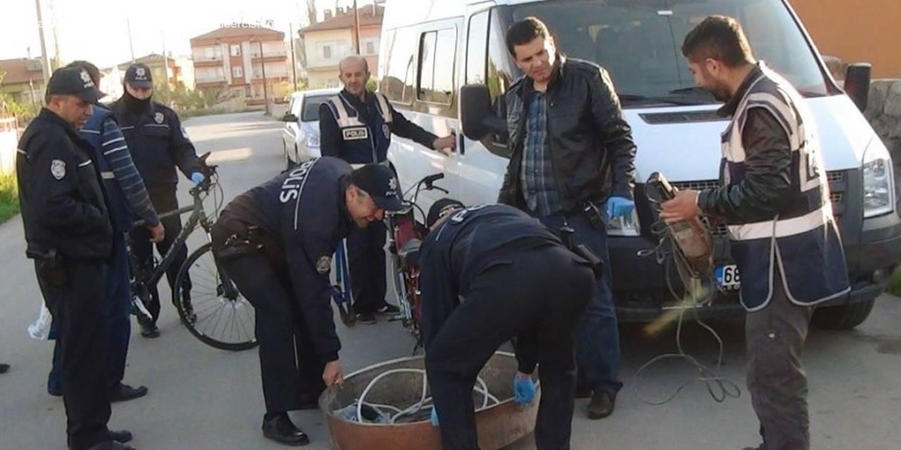 Aksaray'da  99 Aranan Şahıstan 32'si Tutuklandı