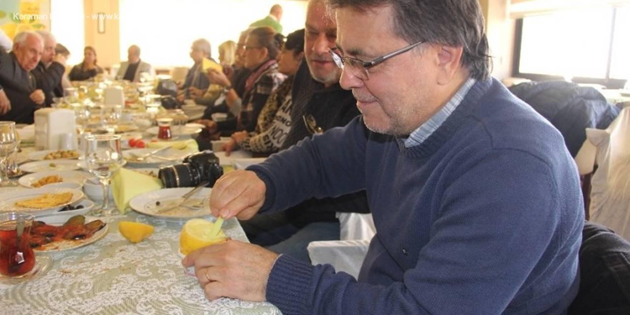 Mersin Limonu, Limonata Ve Dondurmayla Marka Oluyor