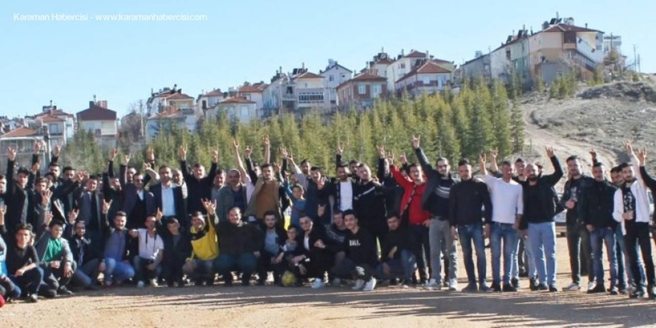 Otomobil Tutkunlarından MHP Belediye Başkan Adayı Savaş Kalaycı'ya Tam Destek