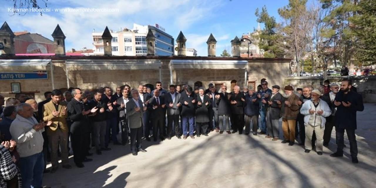 'Yerel Yönetimler Manifesto'sundan Sonra Karaman'da Dualı Çalışma