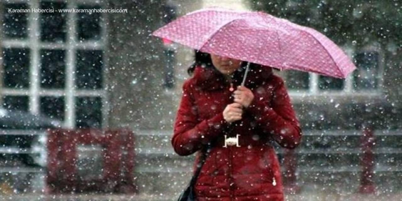 Meteoroloji Uyardı Kar Geri Mi Geliyor