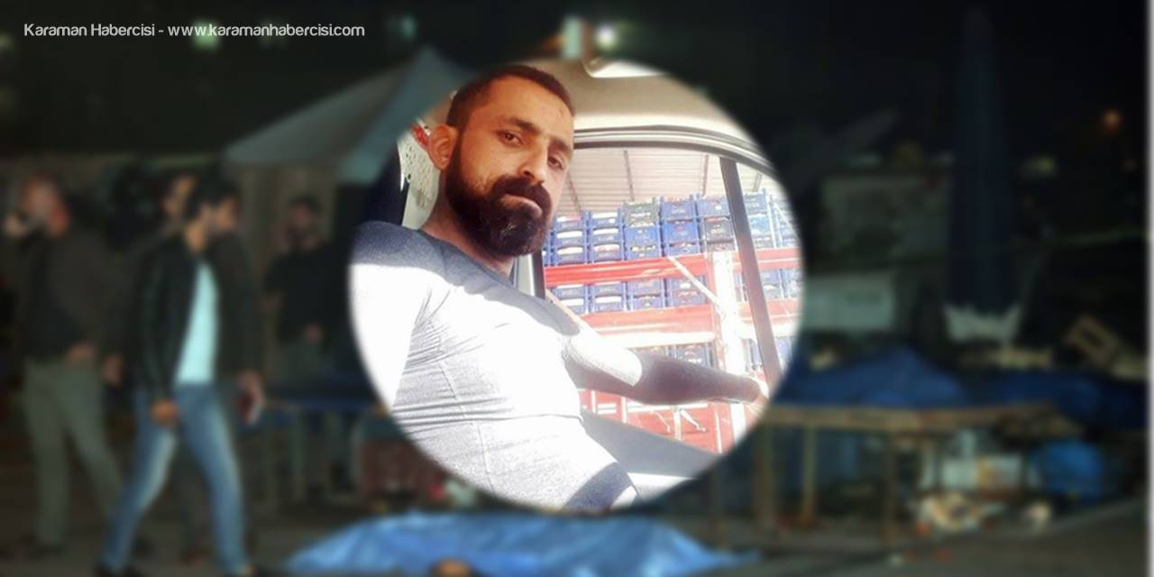 Antalya'da Pazar Cinayetine İki Tutuklama
