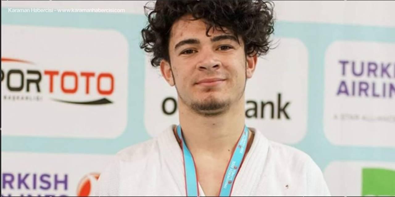 Karamanlı Judocu Yine Zirvede!