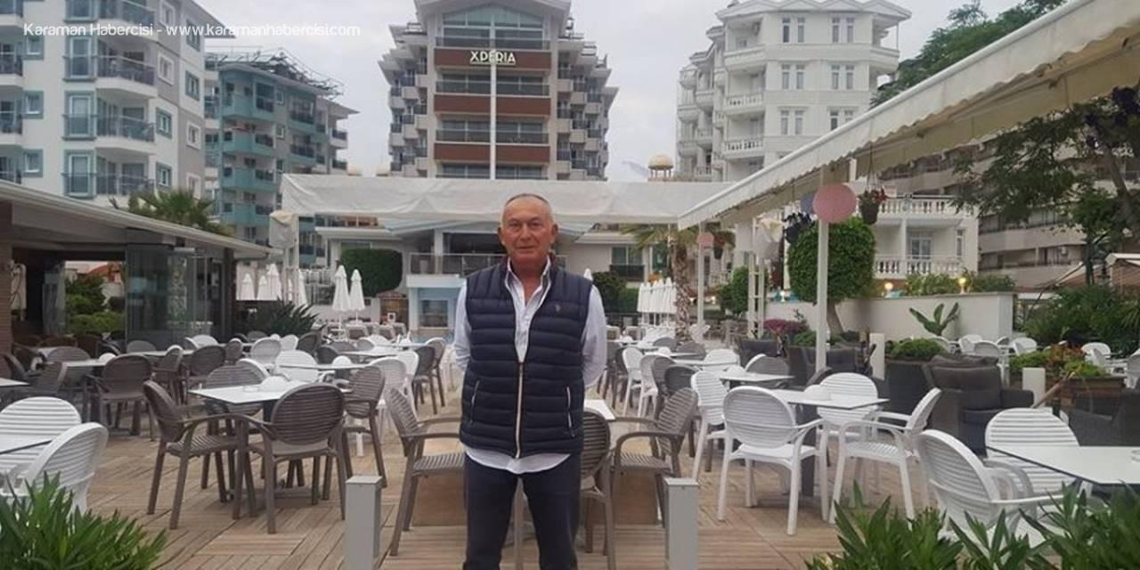 Antalyalı İş Adamı Konya'da Sobadan Zehirlenerek Öldü